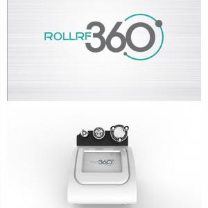 China Rollrf360 Radio Frequency Machine for Skin Tightening Body Slimming  LED Work With RF on sale