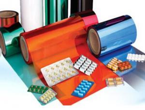 China Blister Packaging Rigid PVC Film Food Grade PVC Sheet Width 100-800mm on sale