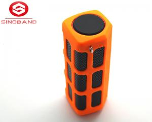 China S400 Waterproof Stereo Bluetooth Speaker , Powerful Bluetooth Speaker For Home Theater System on sale