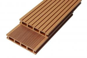 China wood plastic composite decking flooring,wpc flooring on sale