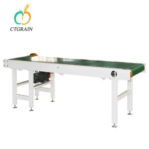 China Wheat Corn Flour Mill Food Grade Handing Portable Incline Conveyor CE Passed on sale