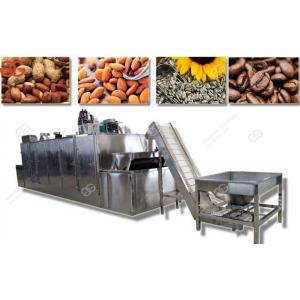 China Best Price Sunflower Seeds Baking Production Line|Pumpkin Seed Roasting Processing Line Price on sale
