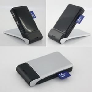 China USB Mobile Phone Holder with card reader on sale