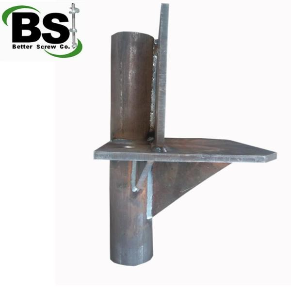 New Construction Brackets for 1-1/2'' Helical Piers for sale