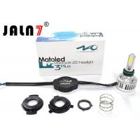 4000LM Motorcycle Led Headlight Conversion / Led Car Headlights Conversion Kit
