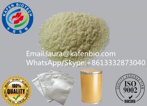 China Fine Chemicals Pharmaceutical Raw Powder Nifuratel CAS 4936-47-4 on sale