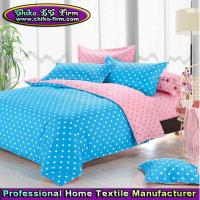 China Dot Designs AB Side Pattern Duvet Cover Sets on sale