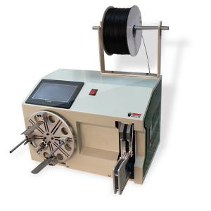 China Automatic wire coiling and binding machine (WPM-212) on sale