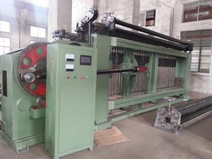 China Spiral Coil Twisted Gabion Wire Mesh Machine with Siemens PLC Control System on sale