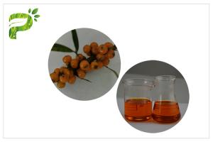 China Anti Oxidation Sea Buckthorn Oil Skin Care Improving Blood Circulation on sale