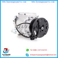 auto air conditioning compressor for Ford Fiesta IV Mondeo III 1S7H19D629CC 1S7H19D629CD 1371570 1367492 1575685 4094079