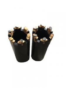 China Diamond Core Drill Bits for Geological Drilling T2 - 101 Impregnated Set Hardness: S7 / S8 / S9 on sale