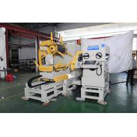 Roller NC Straightener Feeder Punching And Feeding Equipment High Feeding Precision