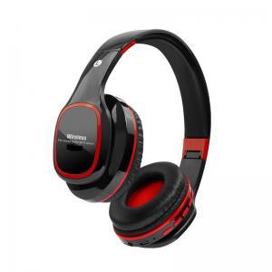 China Mp3 Tf Sd Card Slot Wireless Bluetooth Headphone / 4.2 Over Ear Sports Bluetooth Headset on sale