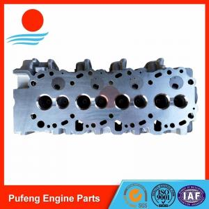 China aluminum cylinder head supplier for Toyota 1KZ 1KZ-TE 11101-69128 11101-69125 11101-69175 on sale