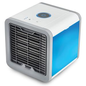 China Water Cooled Mini Portable Air Conditioner With USB Power Cable on sale