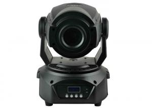 China Mini Gobo 60W LED Moving Head Dj Stage Lighting for Night Club / Party Lights Decor on sale