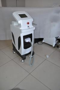 China 1064NM IPL Laser Equipment  for black skin hair removal , diode laser 650nm on sale