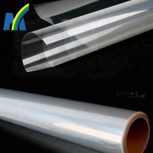 China Clear Explosion-proof Safety Window Film on sale
