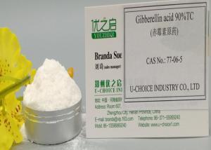 China Pure Plant Growth Hormone Powder Gibberellic Acid Ga3 90%TC CAS 133-32-4 on sale