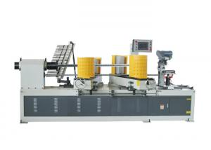 China FUTU-200 4 Head Paper Pipe Making Machine With PLC Control System on sale