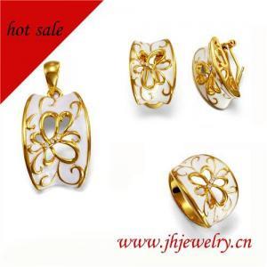 China Costume jewelry set on sale