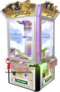 China Pirate's KingDom Redemption Arcade Game Machine|Hot Sale Lottery Redemption Tickate Game(sales@hominggame.com) supplier