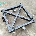 Moving Light 6061 T6 Steel Truss Base Plate For Stage