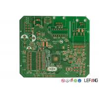 ITEQ Double Sided Printed Circuit Board Assembly Services For GPS Mainboard