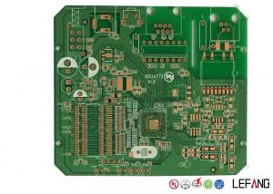China ITEQ Double Sided Printed Circuit Board Assembly Services For GPS Mainboard on sale