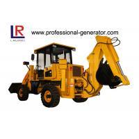 Large Heavy Construction Machinery , 2800kg Medium Backhoe Wheel Loader