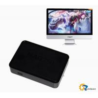 Portable MAG250 Linux System IPTV Set Top Box High Definition RS-ID17 Media JavaScript API