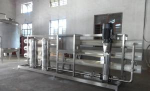 China RO Reverse Osmosis Drinking Water Treatment Machinery Water Filtering and Purifing Equipment on sale