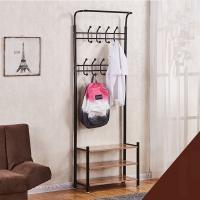 Clothes tree Combination of clothes and shoes display Retail Display racks