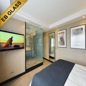 ... Quality Electric Smart Glass/Privacy Glass/ Switchable Glass For  Bathroom/eb Glass Brand ...