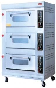 China Commercial Gas Electric Baking Ovens on sale