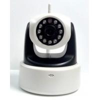H.264 Onvif Network IR Security Cameras Plug And Play Support SD Card