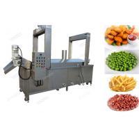 China Máquina profunda da frigideira do alimento automático contínuo on sale