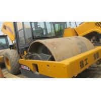 Used XCMG Road Roller XS202J in good condition