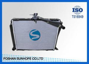 China Anti - Rust Toyota Car Radiator , Oil Cooling Toyota Hiace Radiato 6/40AT PA on sale