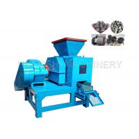 Dry Powder Coal Briquette Machine 1270*1260*1340mm Dimension 5.5KW Power
