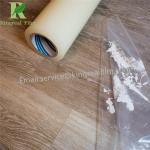 0.03mm-0.20mm Thickness Anti Damage Removable Construction PE Protective Film