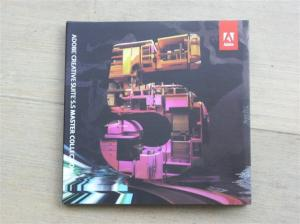 China Free Shipping!Adobe creative suite cs5.5 collection for win/mac Uncracked on sale