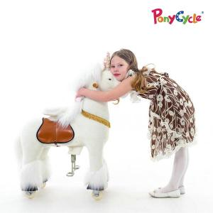 China PonyCycle Ride on pony toy Riding pony toy on sale