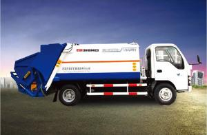 China Garbage Compactor Truck on sale