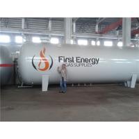 High Quality Chinese Famous Brand 50cbm 80cbm 100cbm LPG Storage Tank