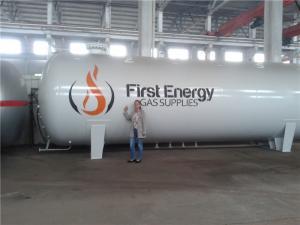 China High Quality Chinese Famous Brand 50cbm 80cbm 100cbm LPG Storage Tank on sale