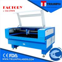Triumphlaser 130W 150W Wood Acrylic laser cutter Co2 sheet metal laser cutting machine for stainless steel with CE