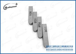 China Tungsten Carbide Cutting tools F2 brazed carbide tips high hardness P30 Cemented Carbide brazed tips on sale