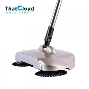 China Long Handle Spin Brush Floor Sweeper / Lazy  Fuller Brush Sweeper on sale